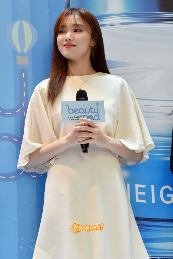 Lee Sung Kyung Laneige Beauty Road 2016 (1)