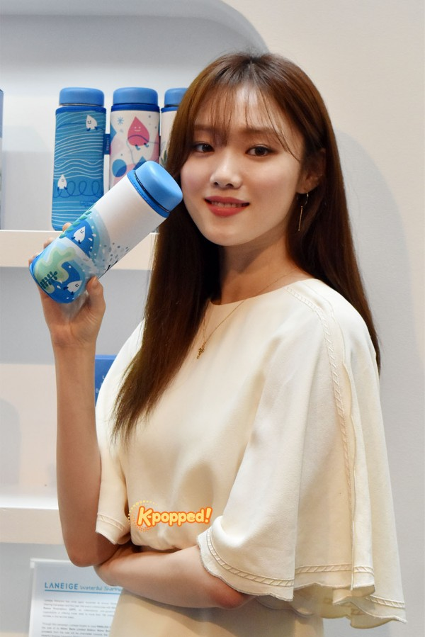 Lee Sung Kyung Laneige Beauty Road 2016 (4)