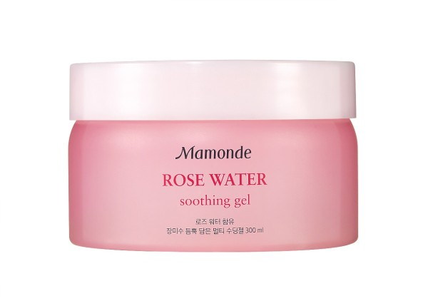 Rose Water Soothing Gel