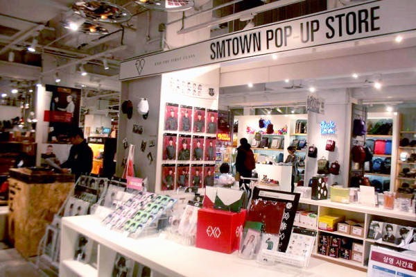 SMTOWN Pop-up Store (3)