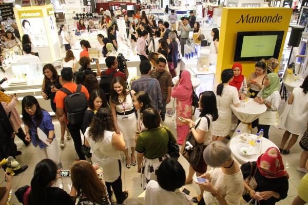 Mamonde launching in Malaysia (2)