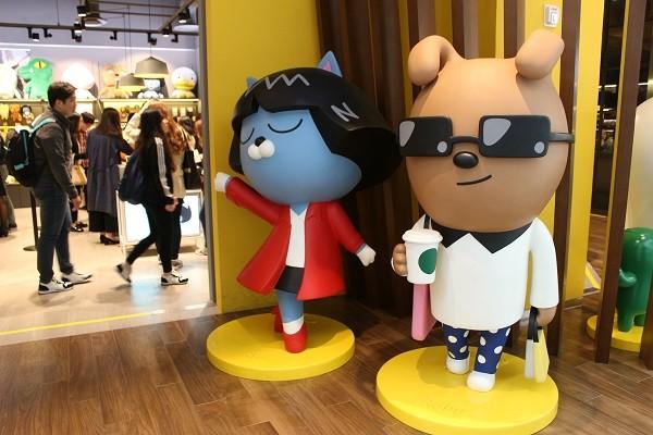 Kakao Friends Character Store (6)