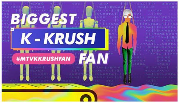 MTV K-Krush Fan