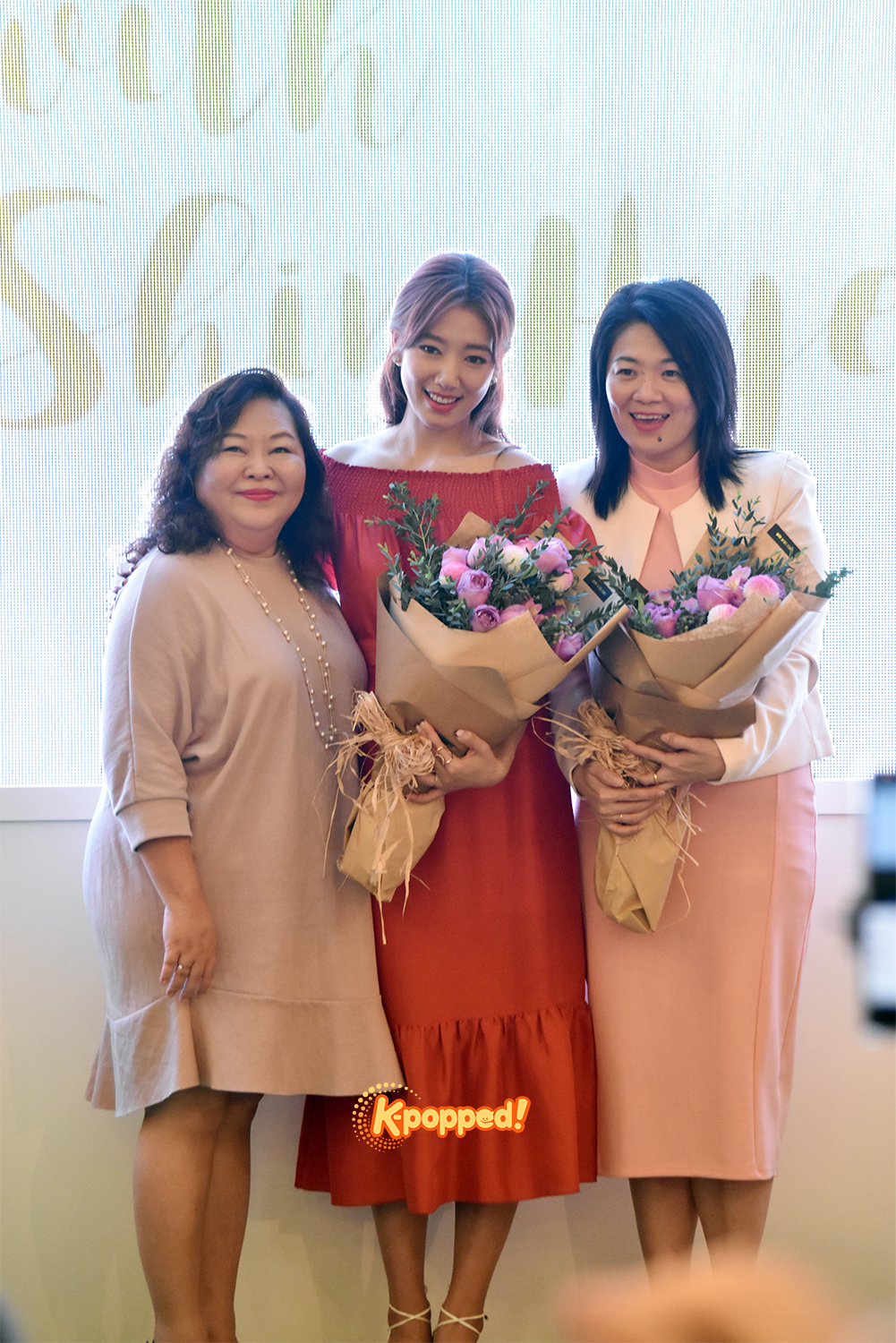 Its Flower Day In Malaysia With Park Shin Hye