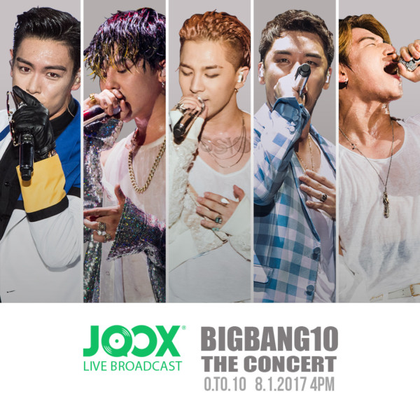 BIGBANG JOOX