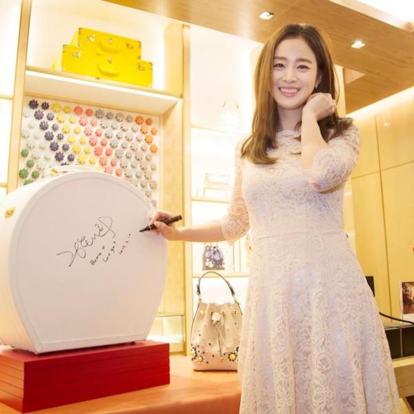 Kim Tae Hee Bonia