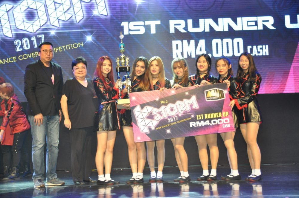K' Storm Vol. 3 K-POP Dance Cover Competition 2017 Grand ...