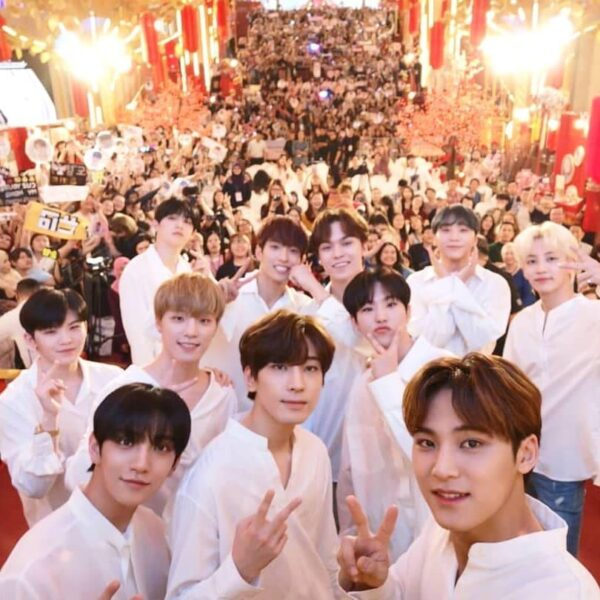 Event Coverage] SEVENTEEN AT THE SAEM FANSIGN EVENT IN