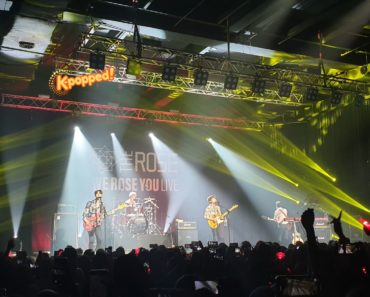 The Rose Live in KL