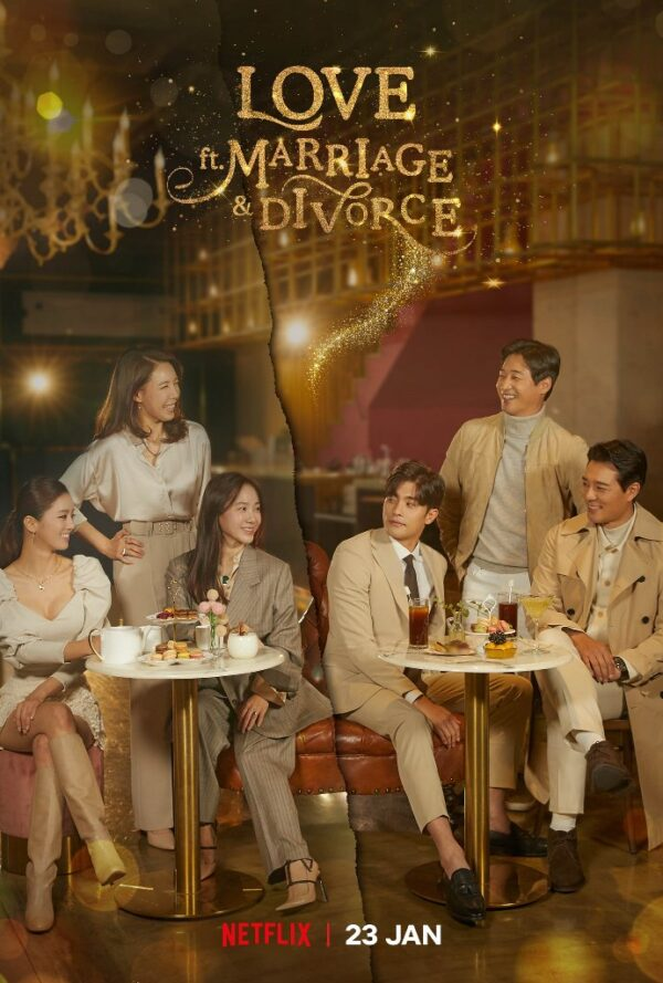 LOVE (FT. MARRIAGE AND DIVORCE) Teases Trouble in Paradise for 3 Married Couples Trying to Find True Love