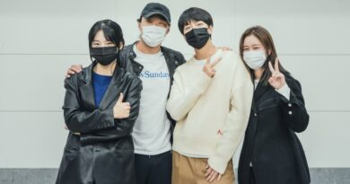 Interview with the casts of mystery-thriller k-drama, MOUSE!