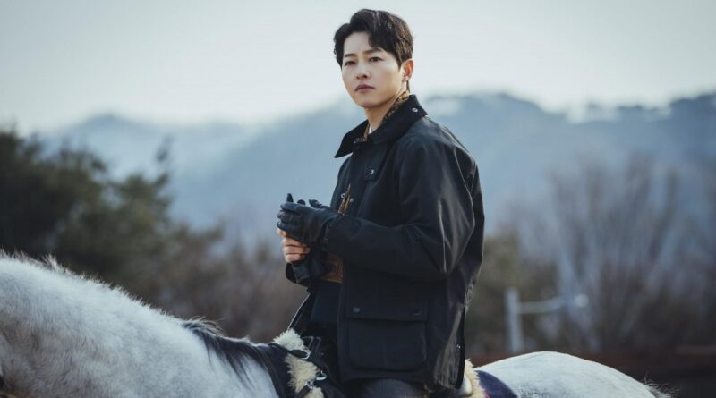 10 of Song Joong-ki's Sexiest Vincenzo Moments